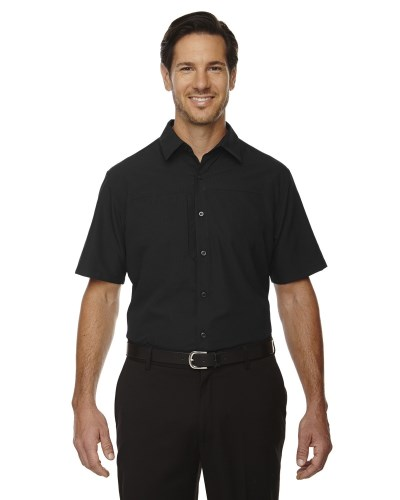 Men's Charge Recycled Polyester Performance Short-Sleeve Shirt