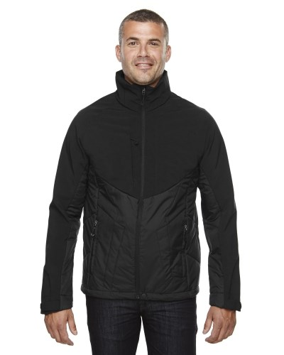 Men's Innovate Insulated Hybrid Soft Shell Jacket