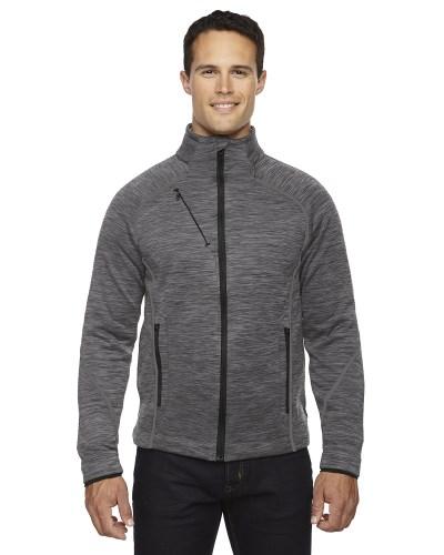 Men's Flux Mélange Bonded Fleece Jacket
