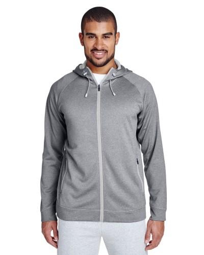 Men's Excel Mélange Performance Fleece Jacket
