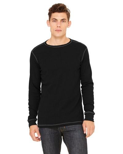 Men's Thermal Long-Sleeve T-Shirt