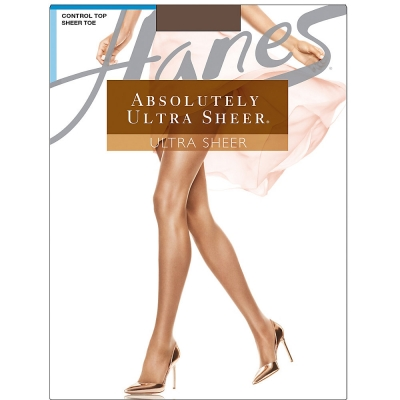 Hanes Absolutely Ultra Sheer Pantyhose 707