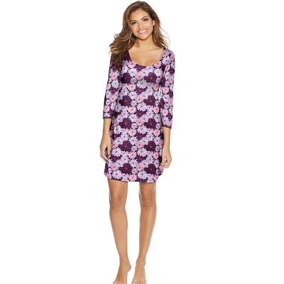 Maidenform Lace Sleepshirt