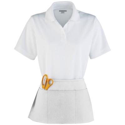 Waist Apron With Pouch Pocket