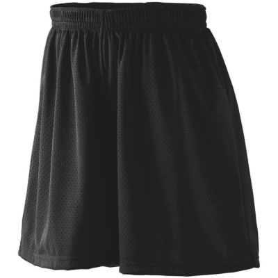 Ladies Tricot Mesh Short/Tricot Lined