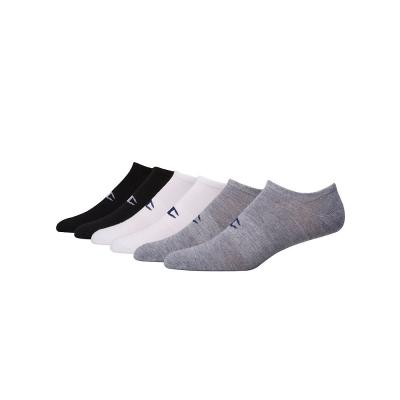 Champion Men's Logo Super No Show Socks, 6-Pack