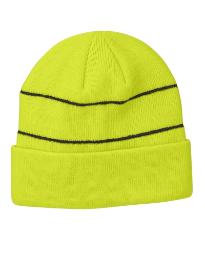 Reflective Double Layer Beanie