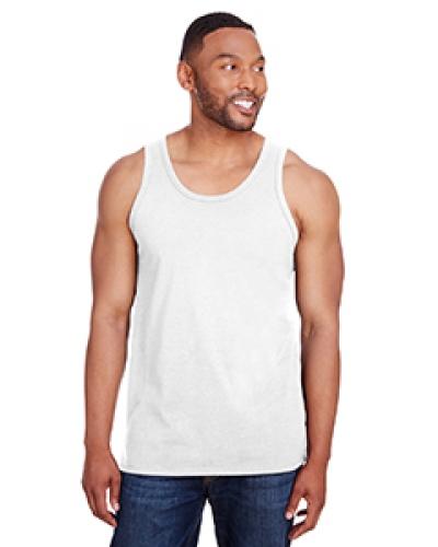 Men'S  Ringspun Cotton Tank Top
