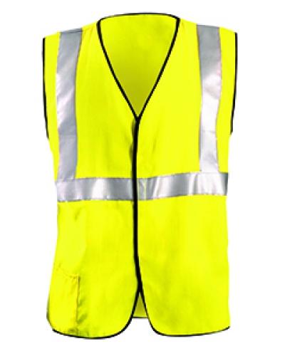 Men'S Classic Flame Resistant Hrc2 Solid Vest