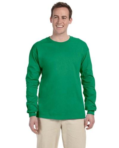 Adult 5 oz. HiDENSI-T® Long-Sleeve T-Shirt