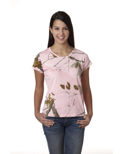 Ladies' Realtree® Camo T-Shirt