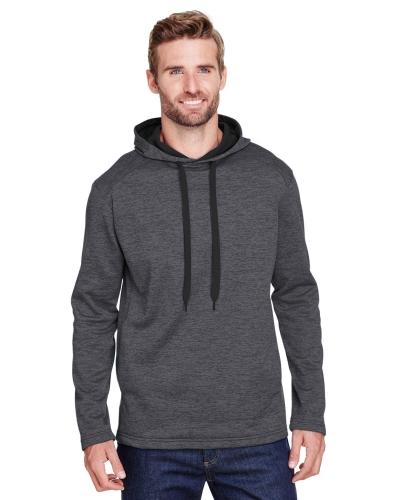 Men's Tonal Space Dye-Tech Fleece Hoodie