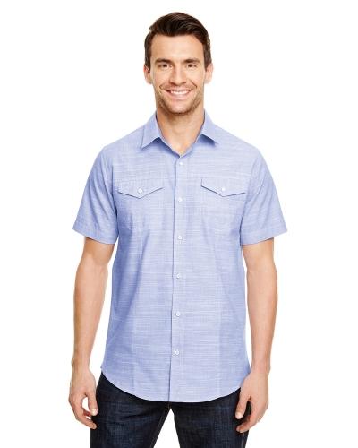 Men's Textured Woven Shirt