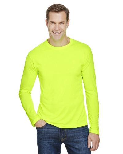 Unisex 4.5 oz., 100% Polyester Performance Long-Sleeve T-Shirt