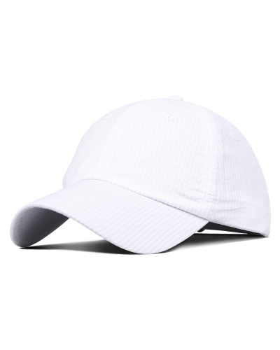 Light Weight Cotton Seersucker Cap
