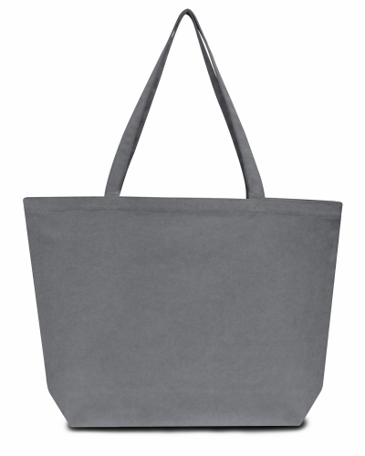 Seaside Cotton 12 oz. Pigment-Dyed Large Tote