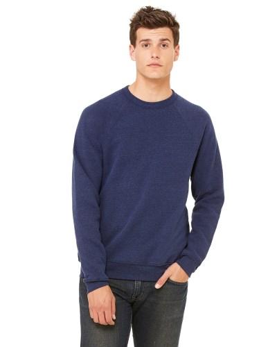 Bella + Canvas 3901 Unisex Sponge Fleece Crewneck Sweatshirt