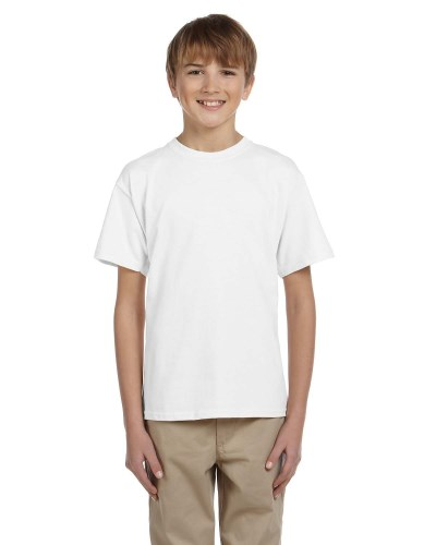 Fruit of the Loom 3931B Youth HD Cotton T-Shirt