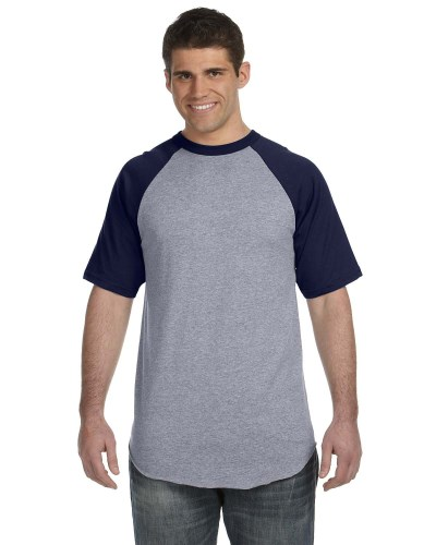 Adult Short-Sleeve Baseball Jersey