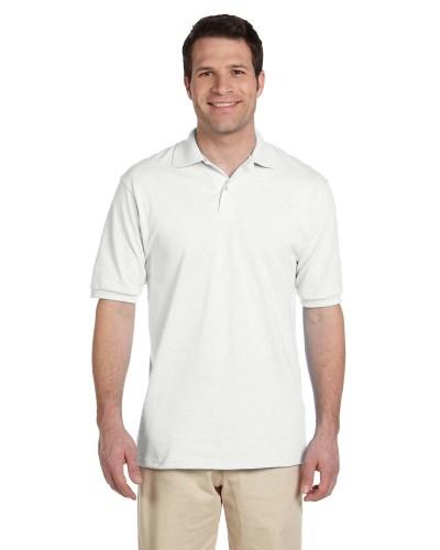 Jerzees 437 Adult SpotShield Jersey Polo