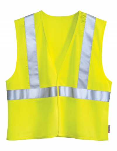 Tri Mountain 8430 Zone Polyester Safety Vest