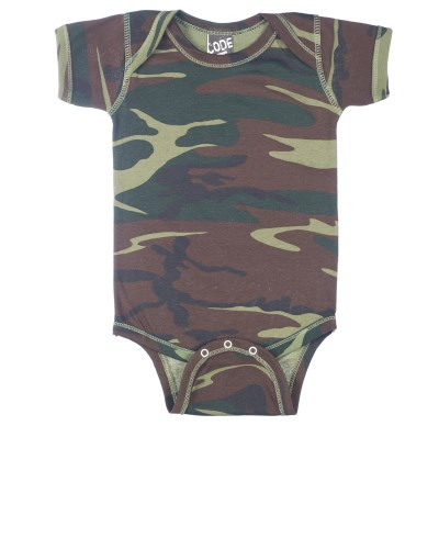 Infant Camouflage Bodysuit