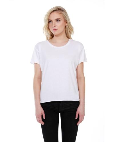 Ladies' 3.5 oz., 100% Cotton Concert T-Shirt