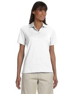 Ladies' High Twist Cotton Tech Polo