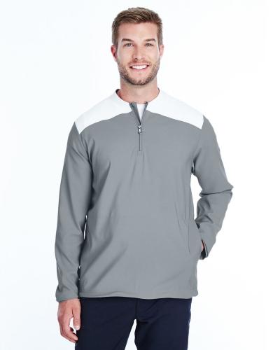 Men's Corporate Triumph Cage Quarter-Zip Pullover