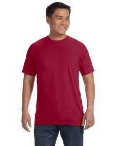 Organic Ringspun/Recycled Polyester T-Shirt