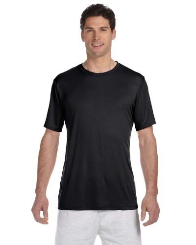 Hanes 4820 Adult Cool DRI with FreshIQ T-Shirt