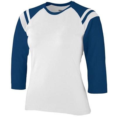 Ladies Junior Fit Cotton/Spandex Legacy Tee