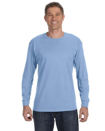 Hanes 5586 Unisex Tagless Long-Sleeve T-Shirt