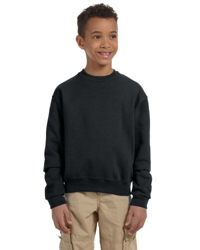 Youth 8 oz. NuBlend® Fleece Crew