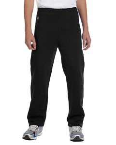 Youth Dri-Power Fleece Open-Bottom Pant