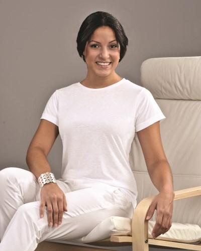 Ladies' SubliVie Ladies' Sublimation Polyester T-Shirt