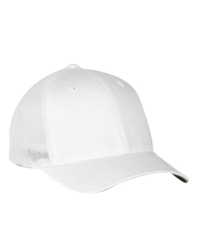 Flexfit 6511 Adult 6-Panel Trucker Cap