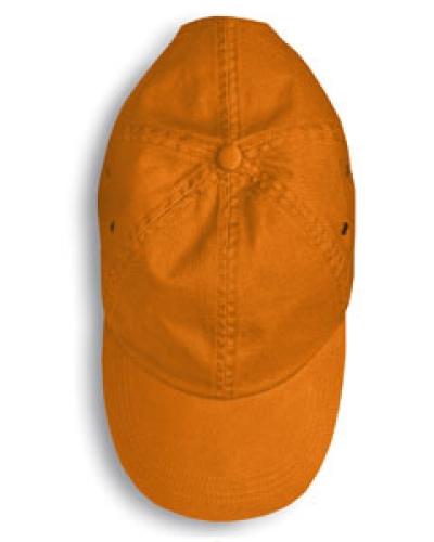Adult Solid Low-Profile Twill Cap