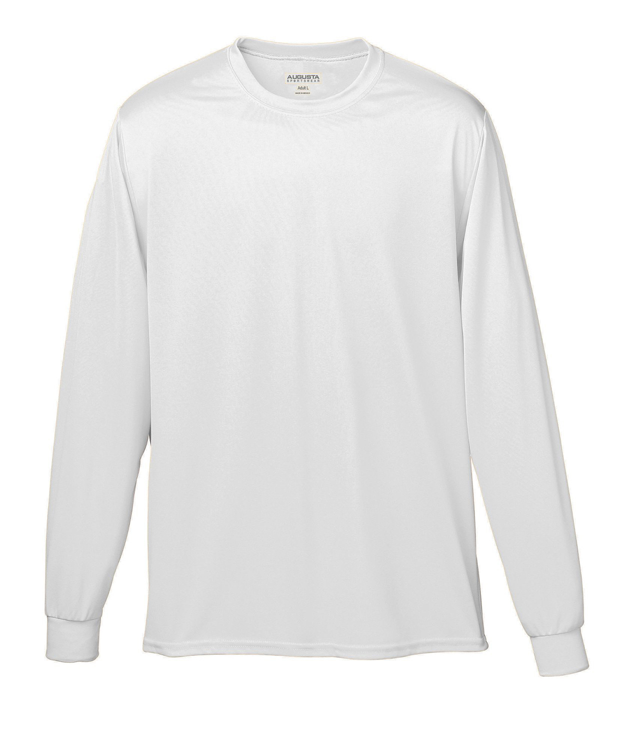 Adult Wicking Long-Sleeve T-Shirt
