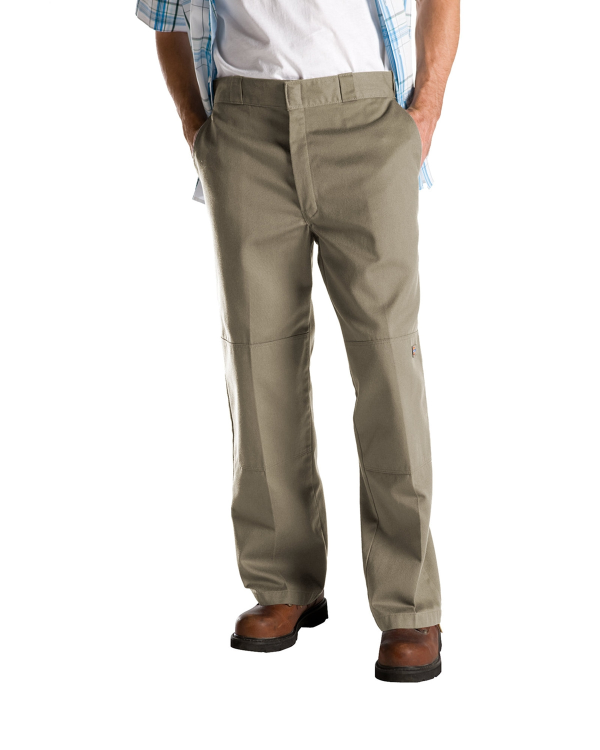 8.5 oz. Loose Fit Double Knee Work Pant