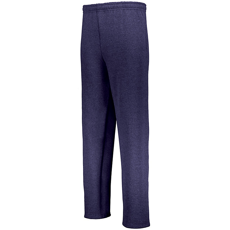 Russell Athletic 596HBM Dri-Power Open Bottom Pocket Sweatpants