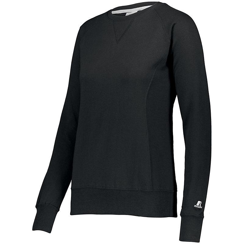 Ladies Fleece Crew Sweatshirt