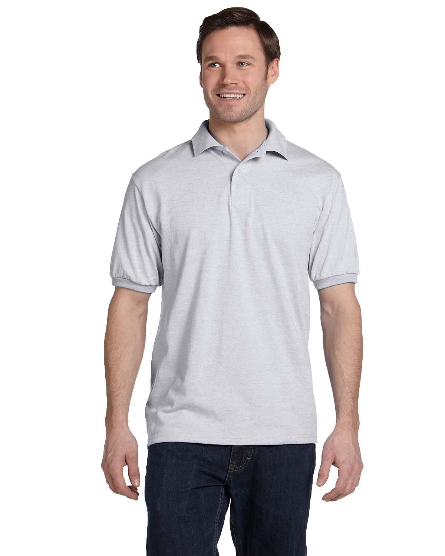 Men's 5.2 oz. 50/50 EcoSmart® Jersey Knit Polo