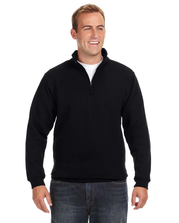Adult Heavyweight Fleece Quarter-Zip