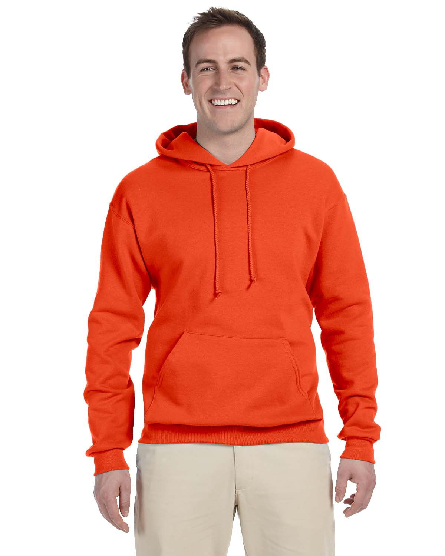 Adult 8 oz. NuBlend® Fleece Pullover Hood