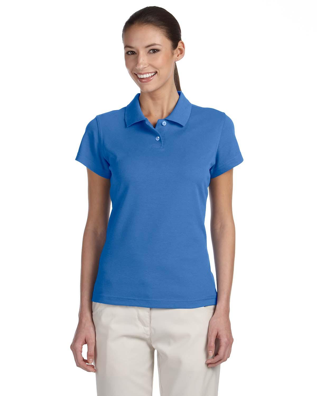 Ladies' climalite Tour Piqué Short-Sleeve Polo