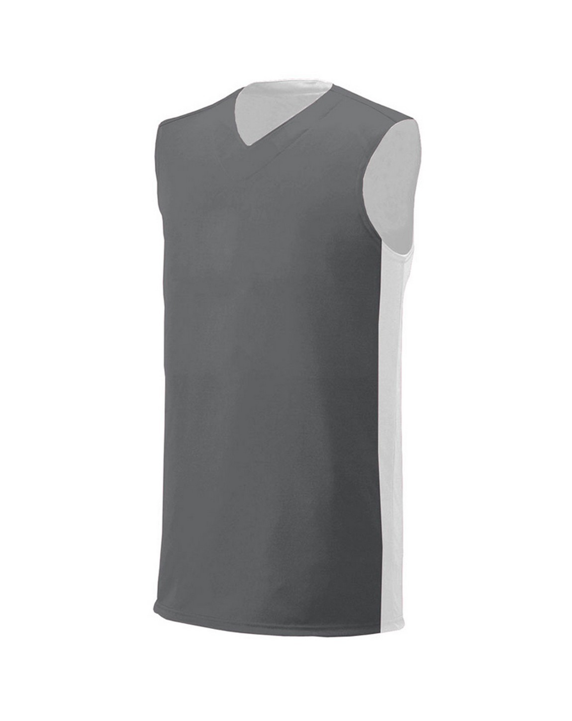 Adult Reversible Moisture Management Muscle Shirt