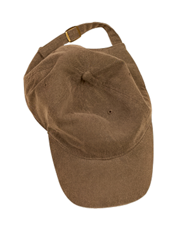 Pigment-Dyed Baseball Cap