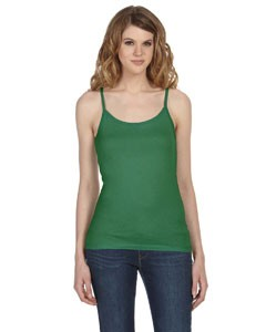 Ladies' Sheer Jersey Tank