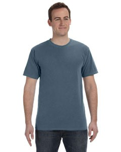 5.6 oz. Pigment-Dyed & Direct-Dyed Ringspun T-Shirt